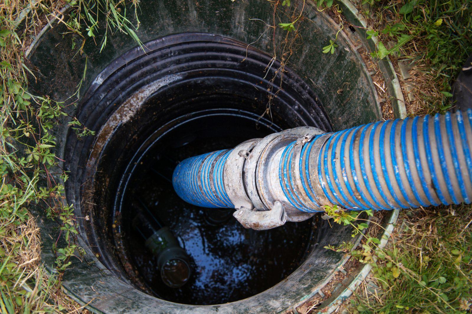 que faire en cas d'une fosse septique pleine